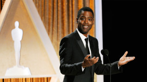 Chris Rock hosted the 88th Academy Awards (AP photo)
