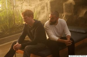 Best Visual Effects:  Ex Machina