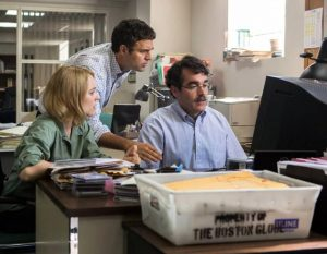Best Picture & Original Screenplay: Spotlight