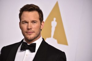 Chris Pratt stars in The Magnificent Seven (AP photo)