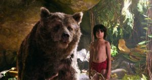 A scene from The Jungle Book (AP photo)